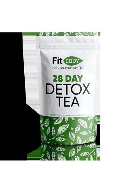 what is detox tea)